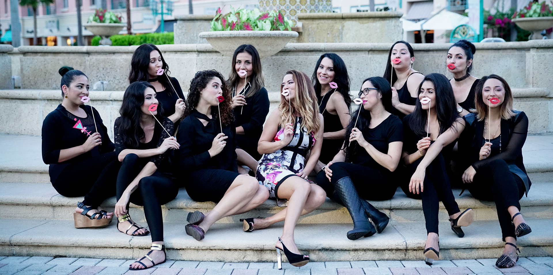 Kiss This Makeup, LLC offers makeup artistry, hair styling, and beauty assistance with a specialized team for all special events covering South & Central ...