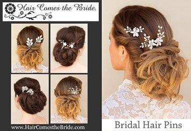 10% OFF HAIR COMES THE BRIDE PRODUCTS!